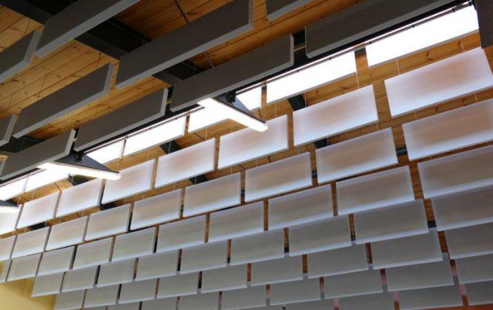 Basotect Yüzer Tavan Paneli
