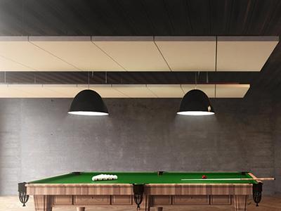 Basotect Yüzer Tavan Panel