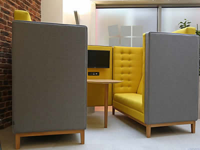 Akustik Modüler Kabin