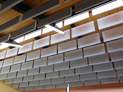 Basotect Baffle Panel