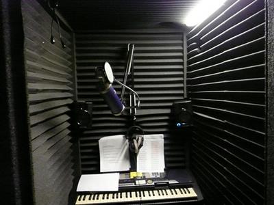 Akustik Kabin Malzemeleri - Seslendime Kabini